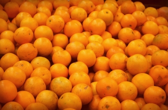 All kinds of oranges!