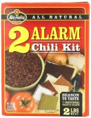 Wick Fowler 2 Alarm Chili Kit 2